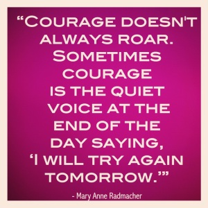 Quiet Courage