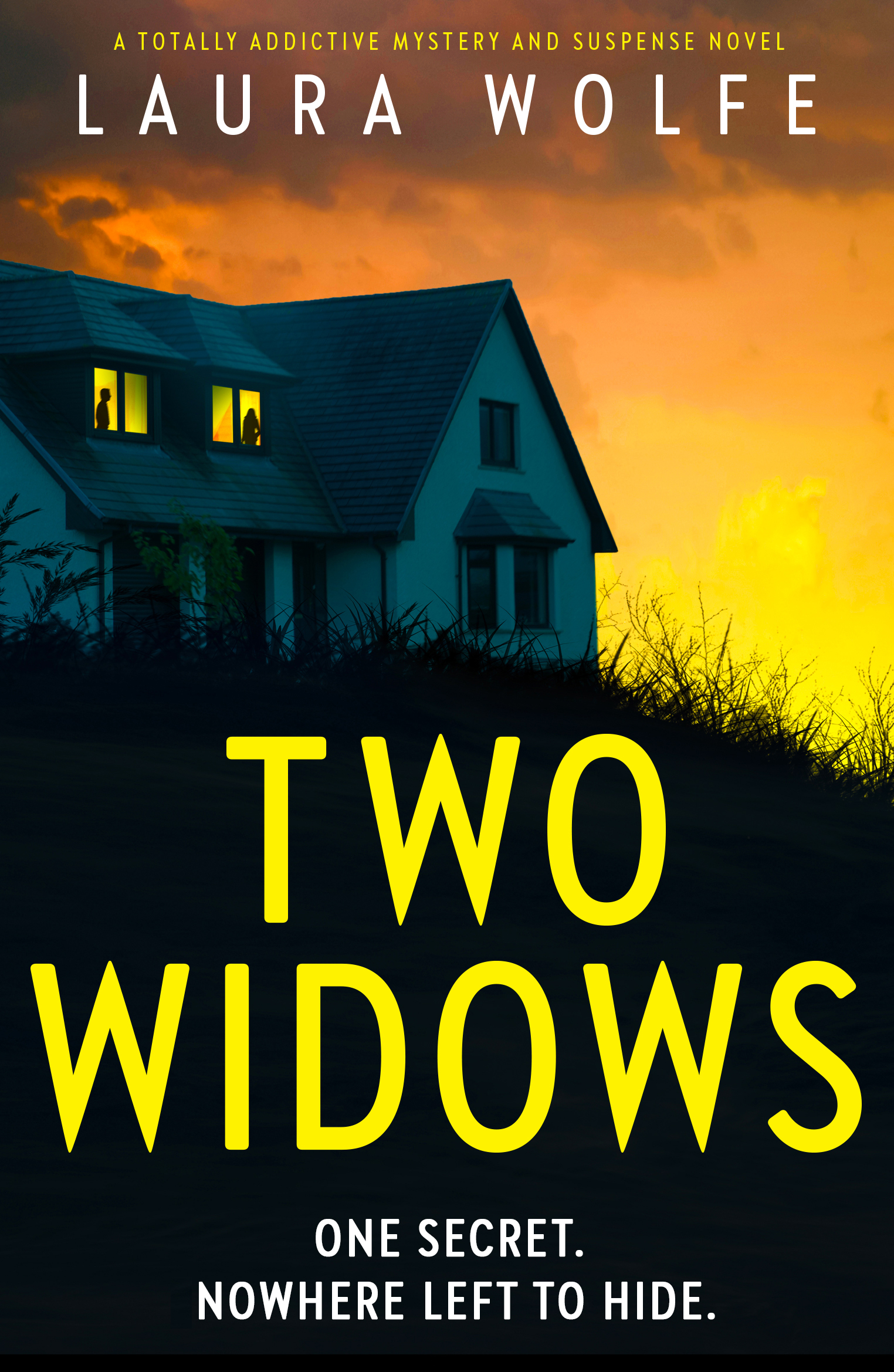 TWO WIDOWS Cover